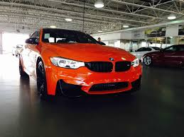 Bmw M3 Lime Rock - bmw m4 coupe lime rock fire orange for sale