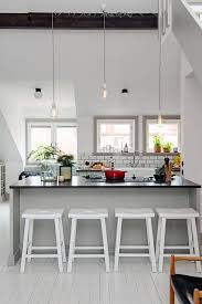 Soapstone Subway Tile Design Lovely Scandinavian Style Kitchen Black Soapstone