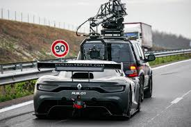 renault sport rs 01 renault sport rs 01 interceptor is one badass pursuit vehicle