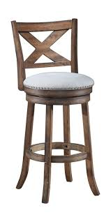 Wooden Swivel Bar Stool Gracie Oaks Mackin Wooden Swivel Bar Stool Reviews Wayfair