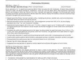 plush design retail manager resume examples 13 food samples