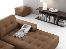 Modern Modular Sofas by Modular Sofa Contemporary Leather 4 Seater Frame Gruppo