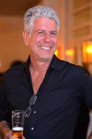 anthony bourdain anthony bourdain always breaks this pretentious rule about