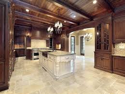 beautiful tile flooring for kitchen floor design f throughout ideas