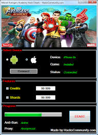 character respecialization v1 6 marvel avengers academy hack