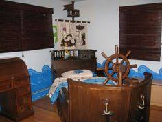 Pirate Themed Kids Room by Pirate Bedroom Love The Hammock His New Room Pinterest
