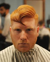 best haircuts for ginger men 19 cool signature of new hairstyles for men s 2018