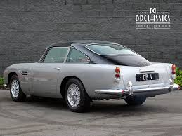 silver aston martin used 1964 aston martin db5 for sale in surrey pistonheads