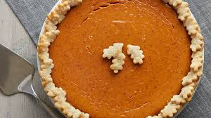 Crustless Pumpkin Pie by How To Make Pumpkin Pie Bettycrocker Com