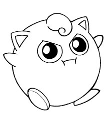 amazing pokemon jigglypuff coloring download u0026 print