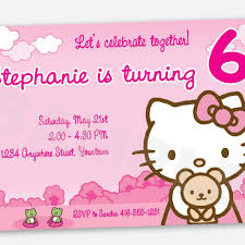 21 Birthday Invitation Cards Hello Kitty Birthday Invitation Card Futureclim Info