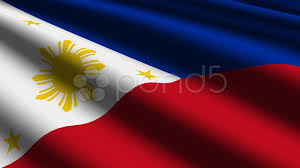 Flag Philippines Picture Stock Video Philippines Flag Close Up 885154 Pond5