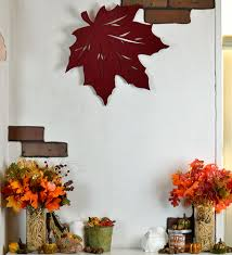 fall and thanksgiving home decor tour video craft walks