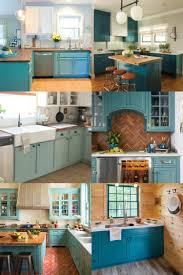 what paint color looks with wood cabinets teal cabinet paint colors hey let s make stuff