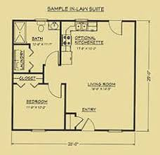 homes with mother in law quarters 24 x 24 mother in law quarters plan with laundry room guest