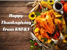 happy thanksgiving knf t staffing resources