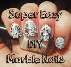 video diy water marble nails makeup tutorials diy marble nail art