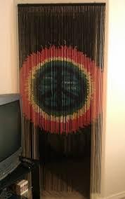 bead doors u0026 us fringe crystal beads string curtain tassel door