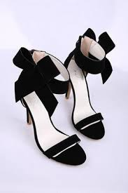 ribbon heels backorder ribbon heels in black shopperboard