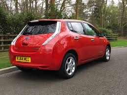 nissan leaf charger type nissan leaf acenta 24kwh electric u0026 hybrid car specialists