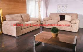 3 Seater And 2 Seater Sofa Daniella Fabric 3 Seater And 2 Seater Sofas T D S D