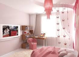 chambre filles idées de déco chambre fille dans le style romantique très chic