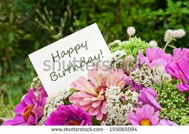 flower birthday happy birthday flowers stock images royalty free images vectors