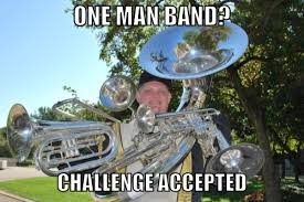 Tuba Memes - underwhelmed tuba player marchingband