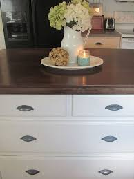 Kitchen Island Centerpieces 21 Diy Project To Spruce Up Your Home Butcher Blocks Kitchens