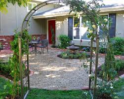 Front Yard Landscaping Without Grass - front yard landscape no grass outside pinterest landscaping
