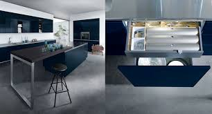 code couleur cuisine cuisine bleu nuit cuisine bleue cuisine bleu gris canard ou bleu