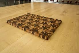 end grain cutting board mc escher tessellations 5 steps