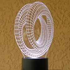 3d Lamps Amazon Amazon Com Superniudb 3d Yoga Meditation Night Light Acrylic 3d