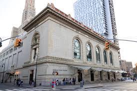 Radio City Music Hall Floor Plan by Hugh Hardy Prolific New York City Architect Dies At Age 84