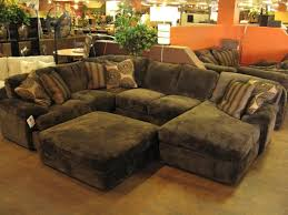 Double Chaise Lounge Sofa by Popular Oversized Sectionals Sofas 34 About Remodel Double Chaise