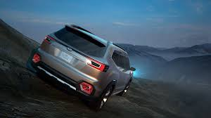 subaru viziv 2018 subaru previews new mid size suv for 2018 with viziv 7 concept