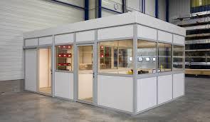 cloison pour bureau les cloisons grande hauteur pour entrepôts ou plate forme espace