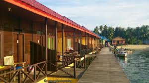 derawan beach cottage nice home design luxury to derawan beach
