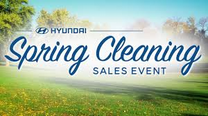 Spring Cleaning by Loren Hyundai Spring Cleaning Sales Event Youtube