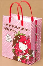 hello gift bags kawaii everything kawaii