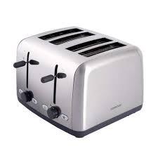 Cream 4 Slice Toaster Toasters 4 Slice Toasters Dunelm