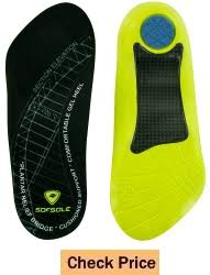 7 best plantar fasciitis insoles for work and everyday wear