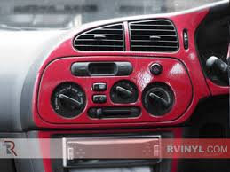 mitsubishi mirage mitsubishi mirage 1997 2002 dash kits diy dash trim kit