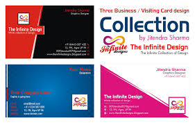 business card design template incl fonts free download the