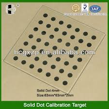 aliexpress location ic chip visual detection and location calibration plate standard
