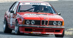 bmw rally car race preparation bmw 635 csi jägermeister classic cars jarama