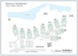 Honua Kai Map Kapalua Ironwoods Condos For Sale Condominium Listings