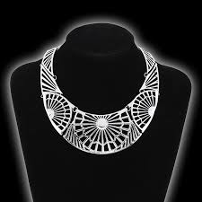 collar necklace silver images Ethnic collar necklace tibetan silver imitation turkish jpg