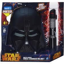 star wars darth vader voice changer helmet with bonus darth