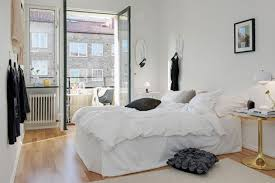 Scandinavian Interior Design Bedroom by Bright And Airy Scandinavian Bedroom Design Ideas